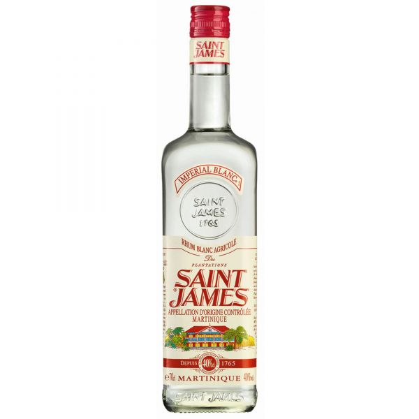 Saint James Imperial Blanc Rhum
