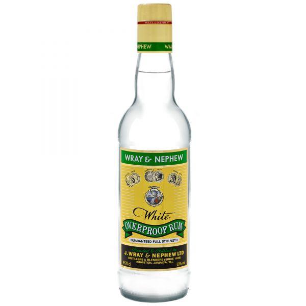 Wray & Nephew's Overproof White Rum