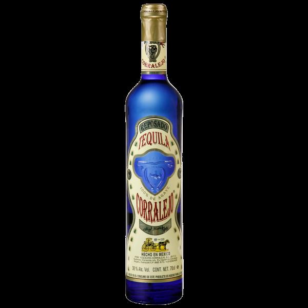 Tequila Corralejo Reposado 100% Agave