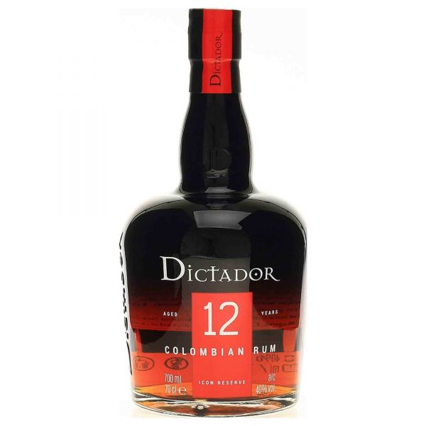 Dictador Colombian Aged Rum 12 Years