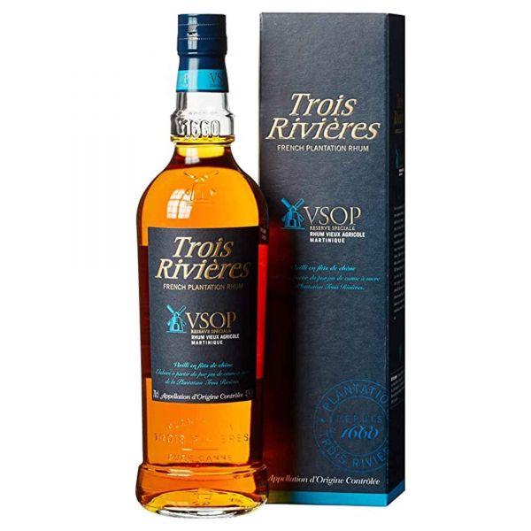 Trois Rivières VSOP French Rum
