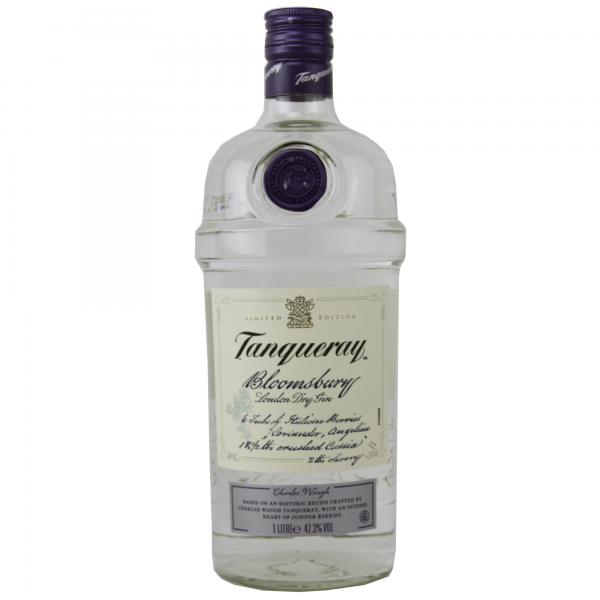 Tanqueray Bloomsburry Gin