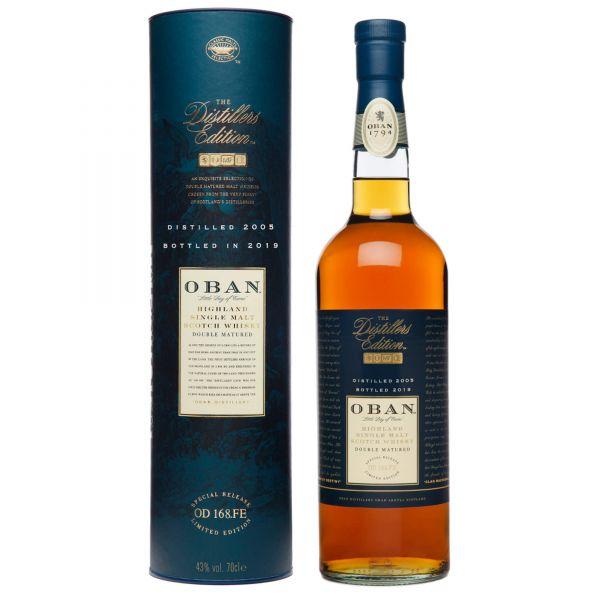 Oban Distilled 2005 Bottled 2019 Distillers Edition