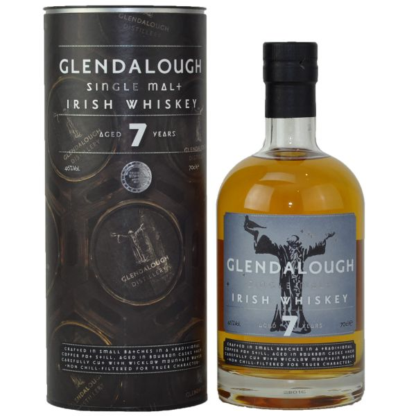 Glendalough Single Malt Irish Whiskey