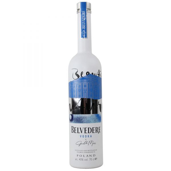 Belvedere Pure Vodka 19 by Janelle Monae Limited Edition