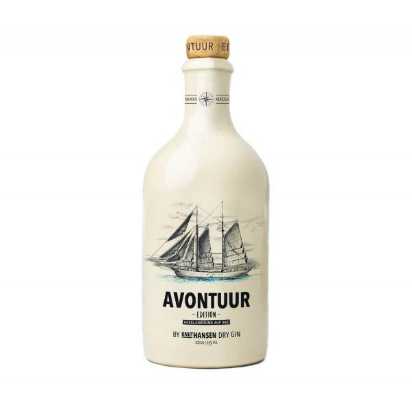Knut Hansen Dry Gin Avontuur Edition