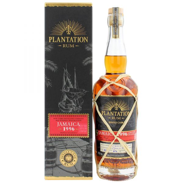 Plantation Rum 1996 Jamaica Single Cask Edition -