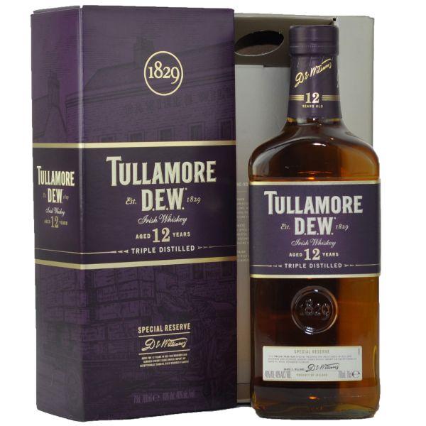 Tullamore Dew 12 Years