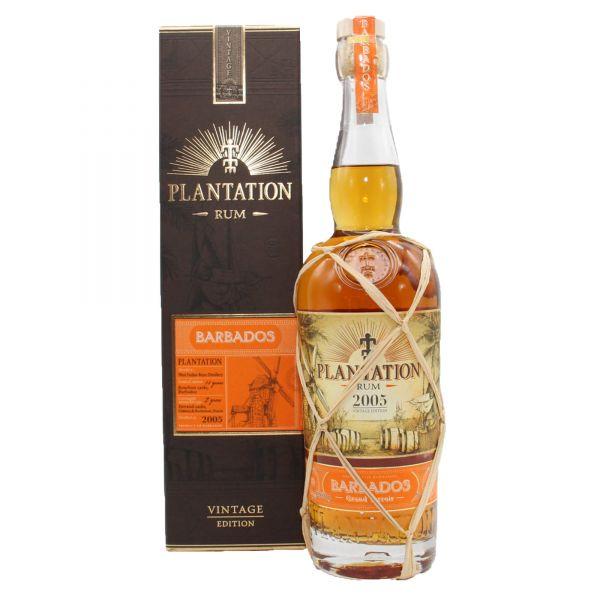 Plantation Rum Barbados 2005 Vintage Edition