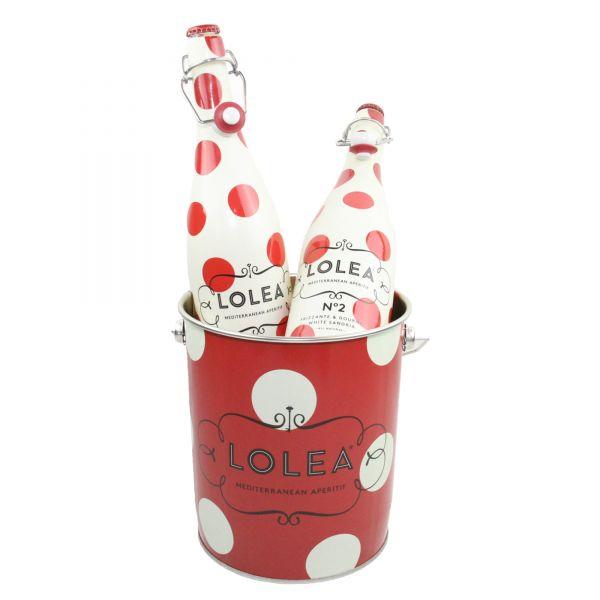 2x Lolea No. 2 + Bottle Cooler