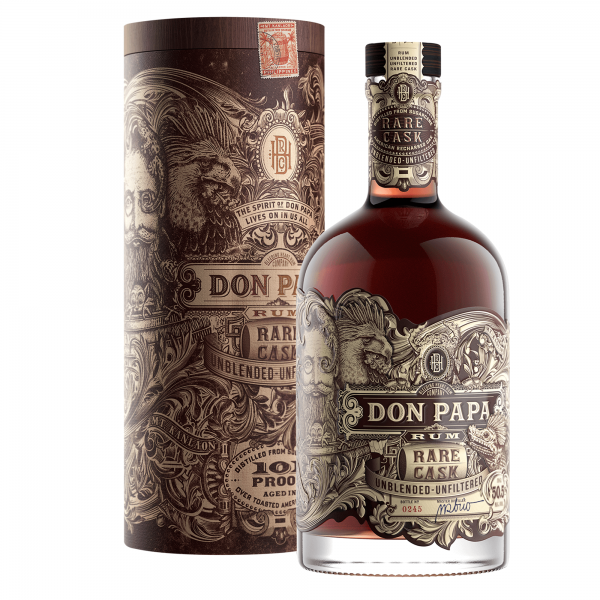 Don Papa Rum Rye Cask