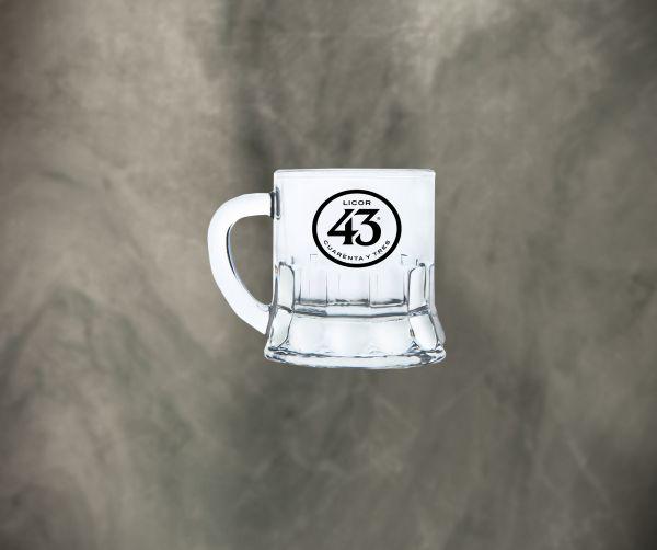 Licor 43 Minibeer Glas 3cl