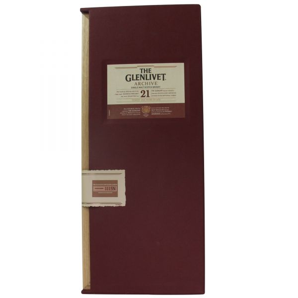 Glenlivet Archive 21 Years
