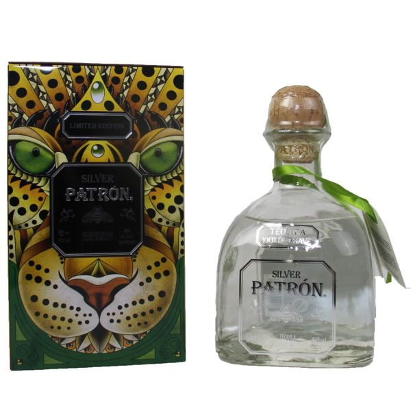 Tequila Patrón Silver 100% Agave
