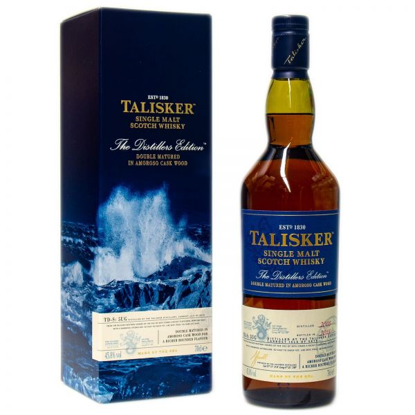 Talisker 2018 Distillers Edition