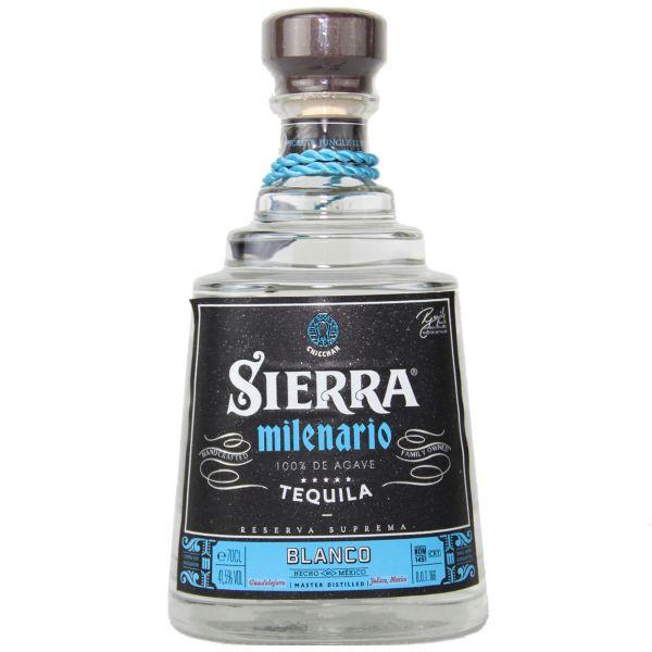 Tequila Sierra Milenario Blanco