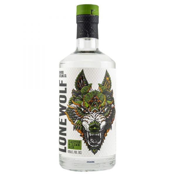 LoneWolf Gin - Cactus & Lime Gin - BrewDog