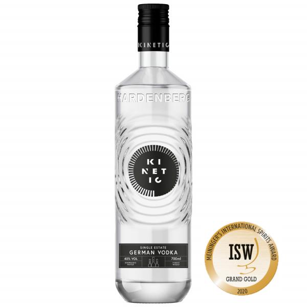 Kinetic Vodka