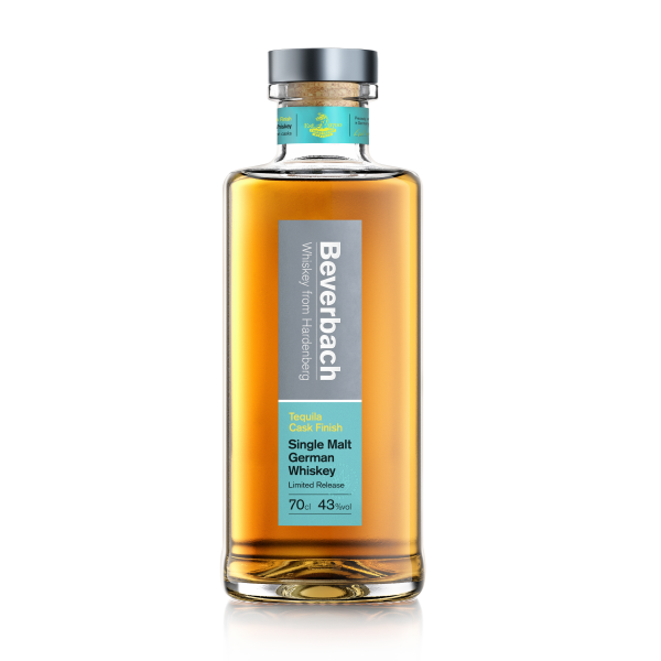 Beverbach Single Malt German Whiskey Tequila Cask Finish