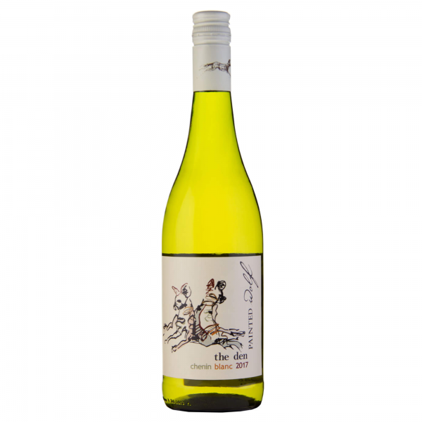 PAINTED WOLF The Den Chenin Blanc 2017