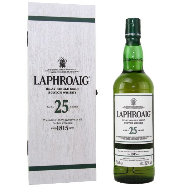 Laphroaig 25 Years Cask Strength