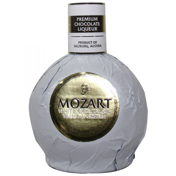 Mozart white Chocolate Vanilla Cream