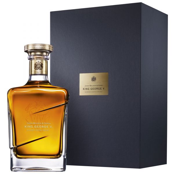 Johnnie Walker Blue King George V