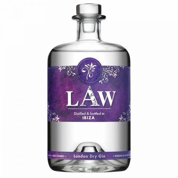 Law Premium Dry Gin