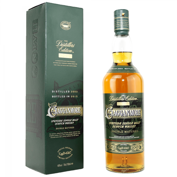 Cragganmore 2003 The Distillers Edition 2015