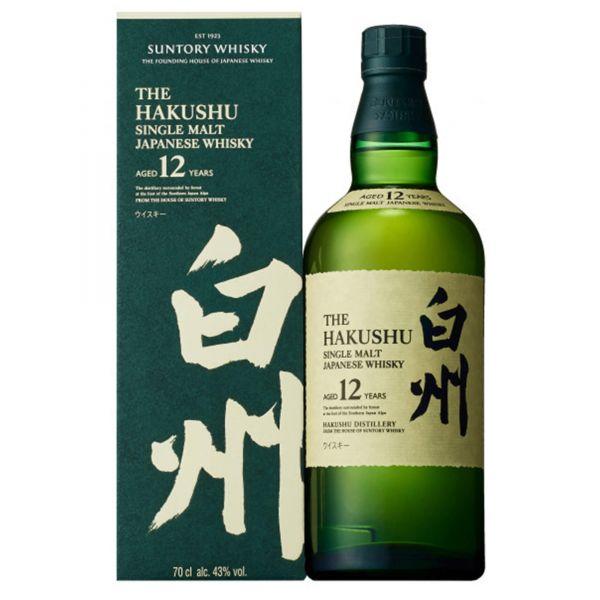 The Hakushu 12 Years