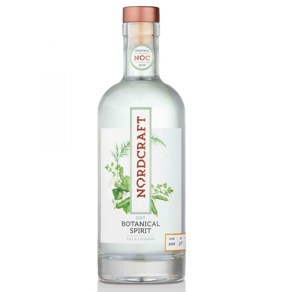 Nordcraft Dry Botanical Spirit - Dill & Gurke