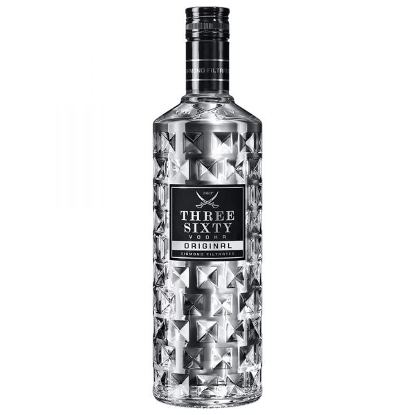 Three Sixty Vodka Original