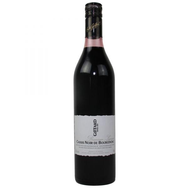 Giffard Cassis Noir de Bourgogne Likör
