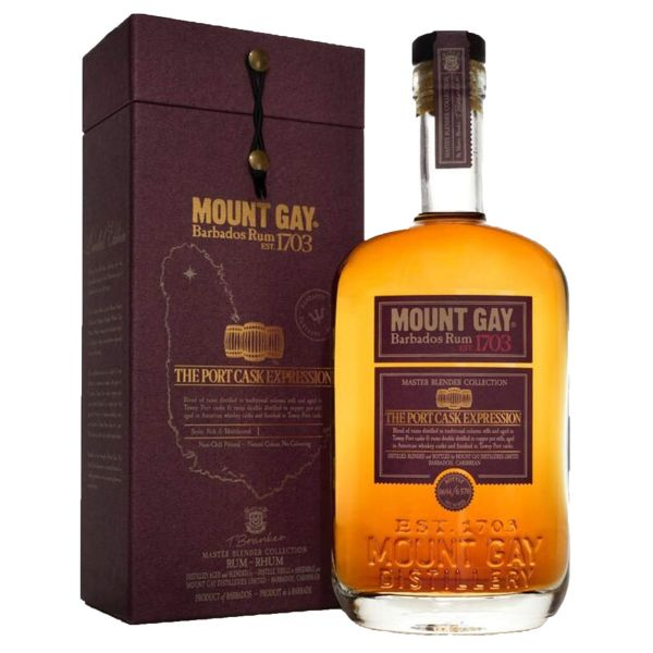 Mount Gay The Port Cask Expression Cask Strength
