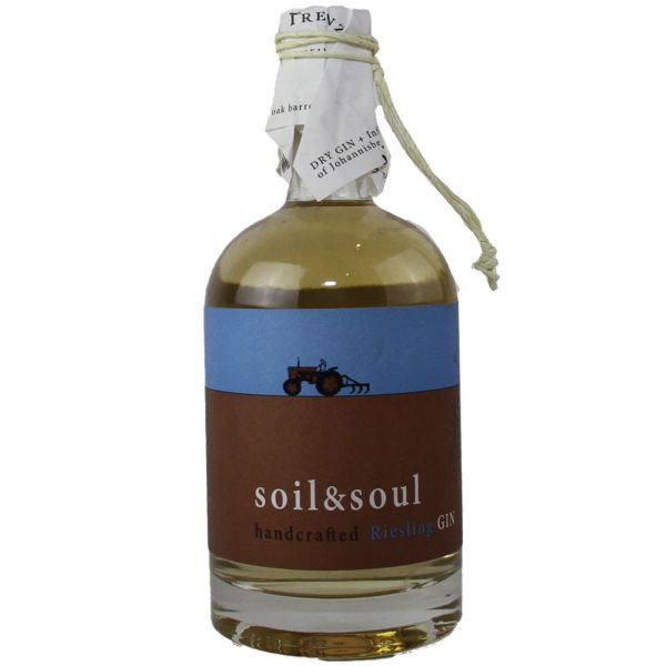 Trenz Soil & Soul Riesling Gin