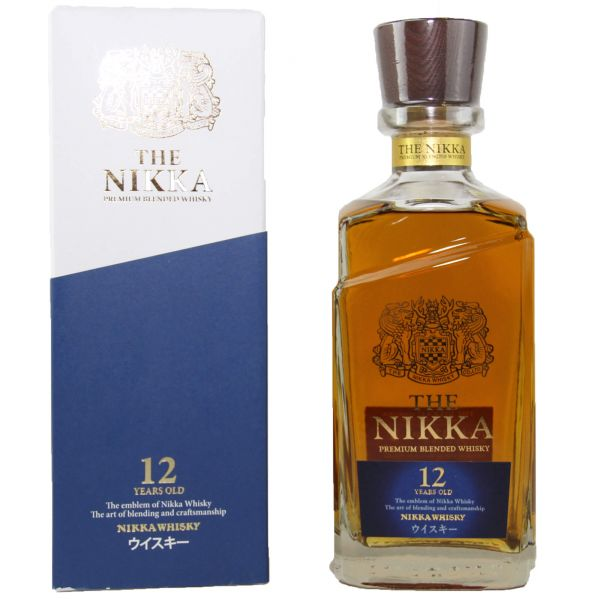 Nikka Taketsuru Pur Malt 12 Years