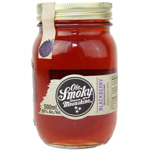 Ole Smoky Blackberry Tennessee Moonshine