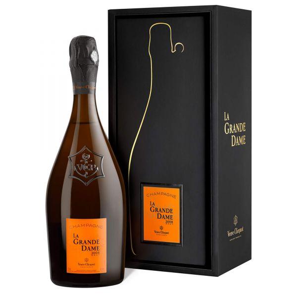 Veuve Clicquot Brut La Grande Dame Jg. 2008