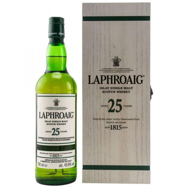 Laphroaig 25 Years Cask Strength Edition 2020 49,8%