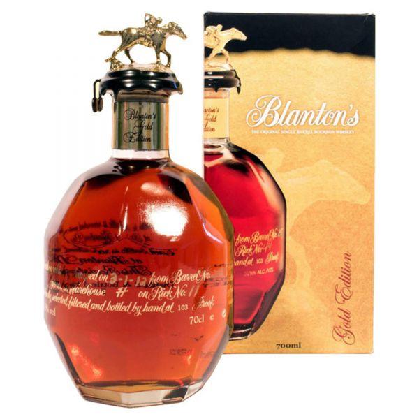 Blanton`s Single Barrel Gold Edition