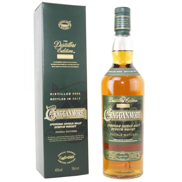 Cragganmore 2005 The Distillers Edition 2017