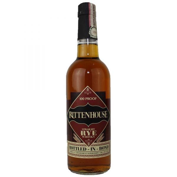 Rittenhouse Rye 100 Proof