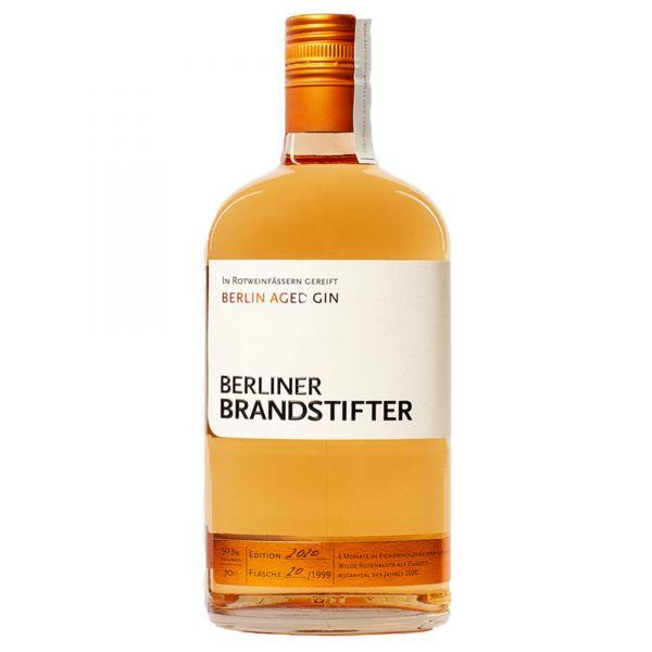 Berliner Brandstifter Aged Gin