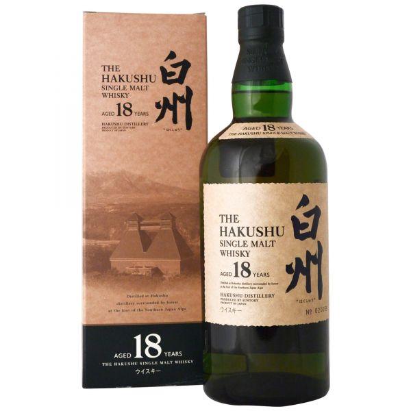The Hakushu 18 Years