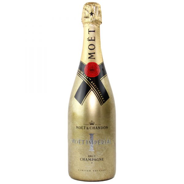 Moet & Chandon Imperial 150 Anniversary Limited Edition Gold