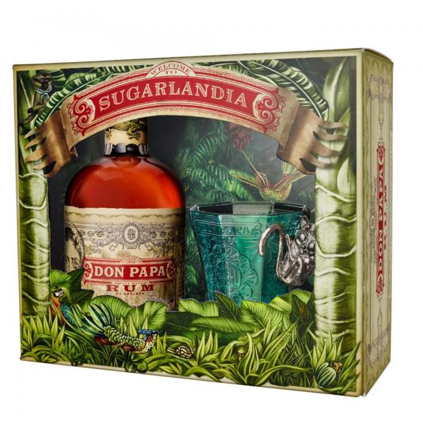 Don Papa Sugarlandia Edition - Limitiert mit Glas