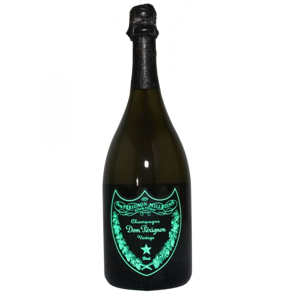 Dom Perignon Vintage 2009 Luminous Label