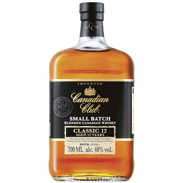 Canadian Club 12 Years