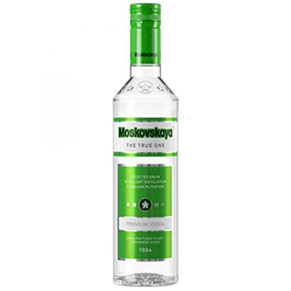 Moskovskaya russischer Vodka