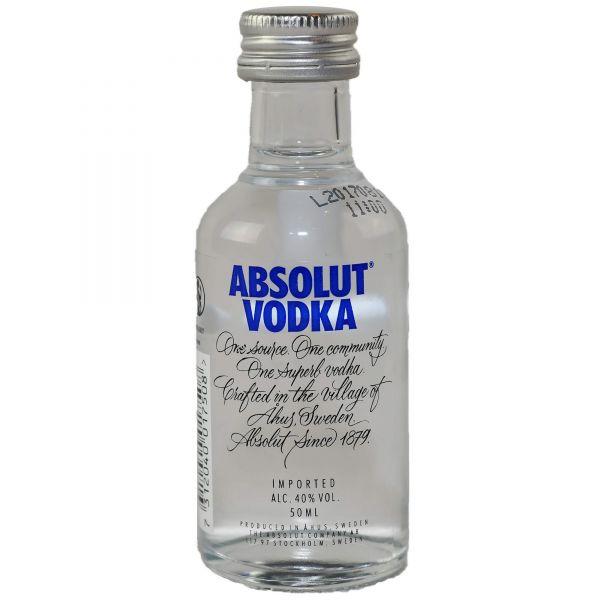 Absolut Vodka Miniatur 12 x